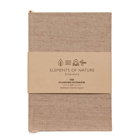 elements of nature recyclable notebook