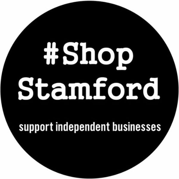 Shop Stamford campaign logo