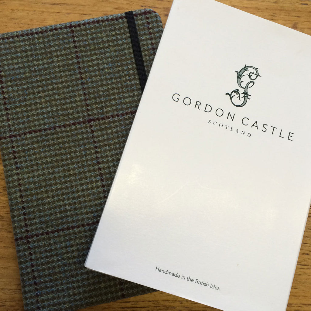 Branded Packaging can be used on our Corporate Notebooks and Journals