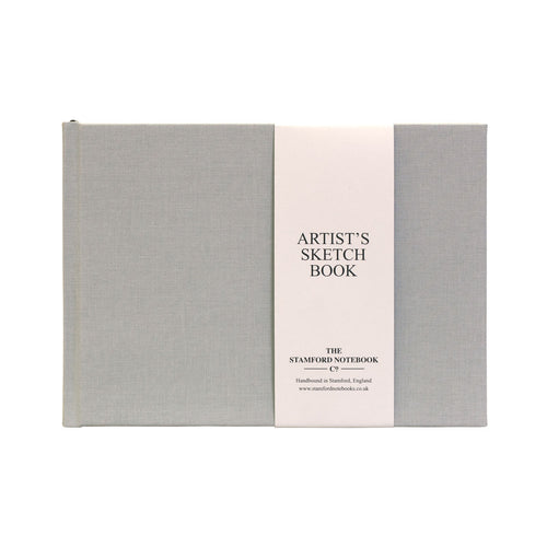 Artists Sketchbook - Light Grey