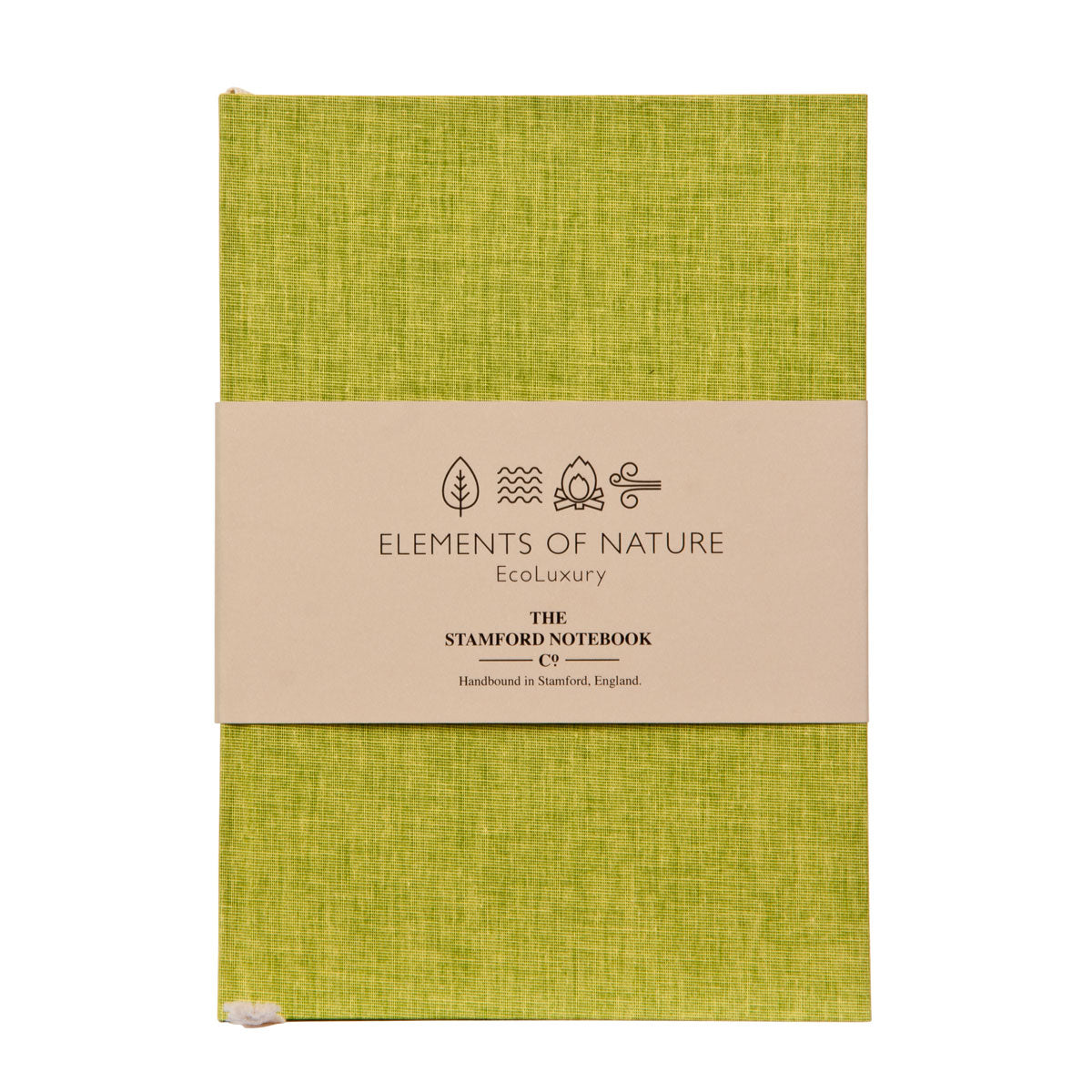 The Elements of Nature Notebook - Air
