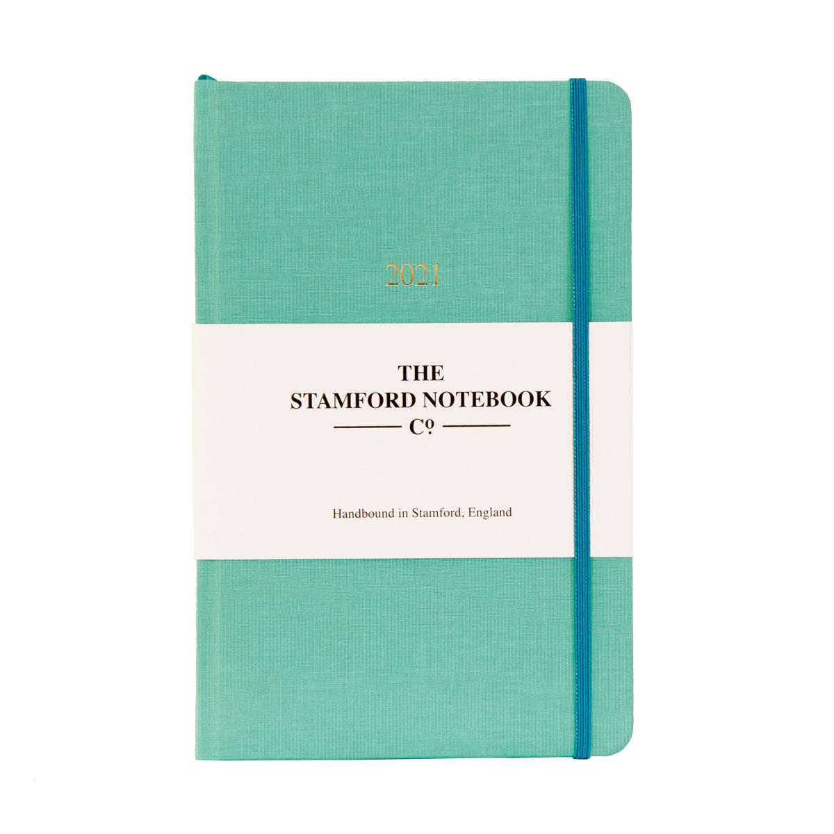 Limited Edition Woven Cloth Diary 2021