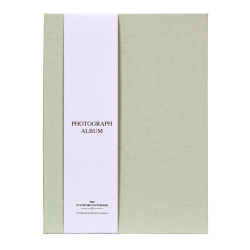 Woven Cloth Photograph Album