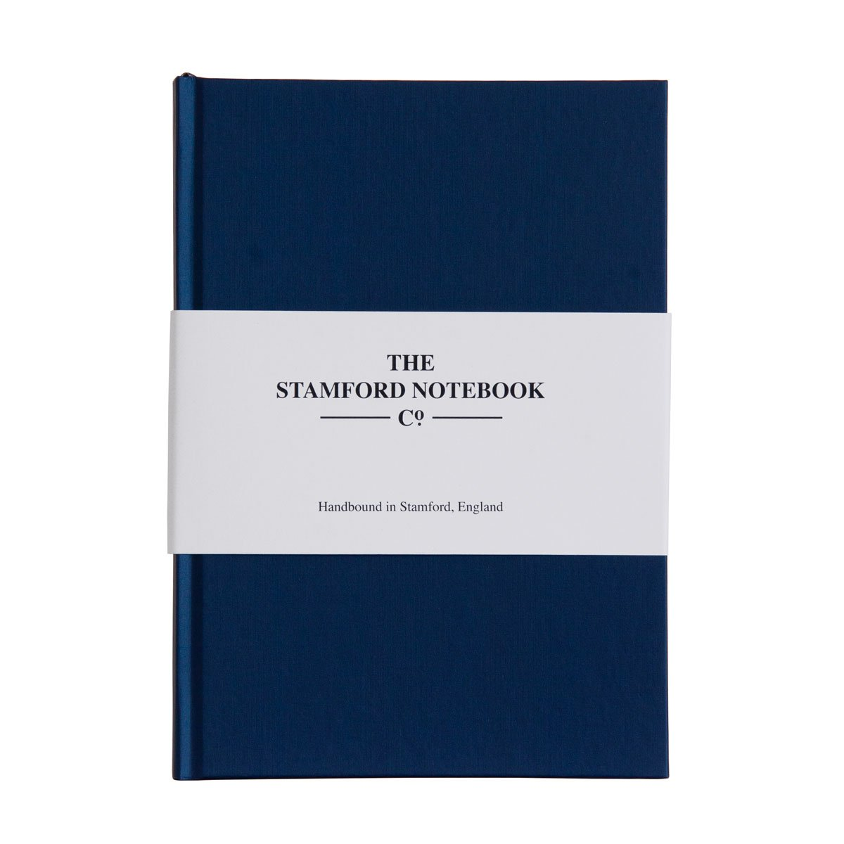 The shimmer notebook marine blue