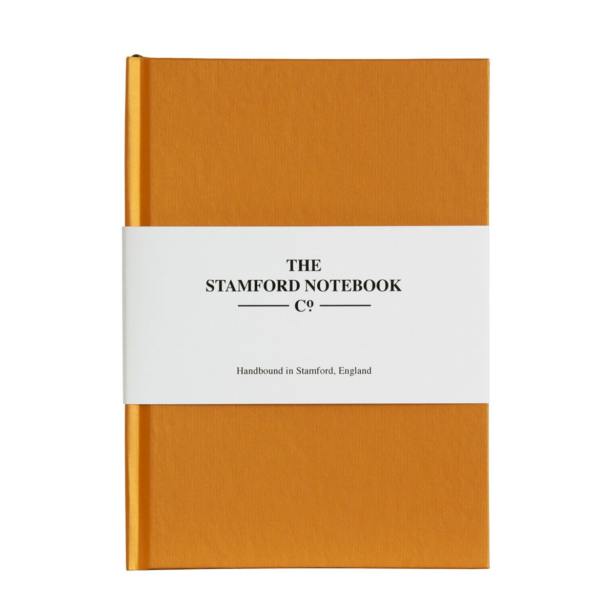 The shimmer notebook sunny yellow
