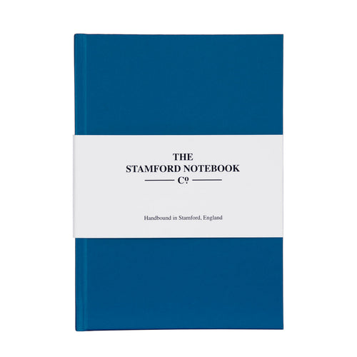shimmer notebook turquoise