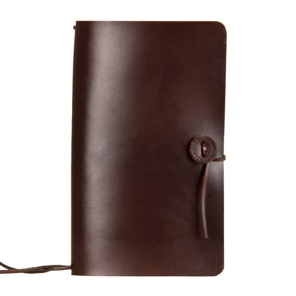 The Travellers Journal Classic Range - Dark Brown