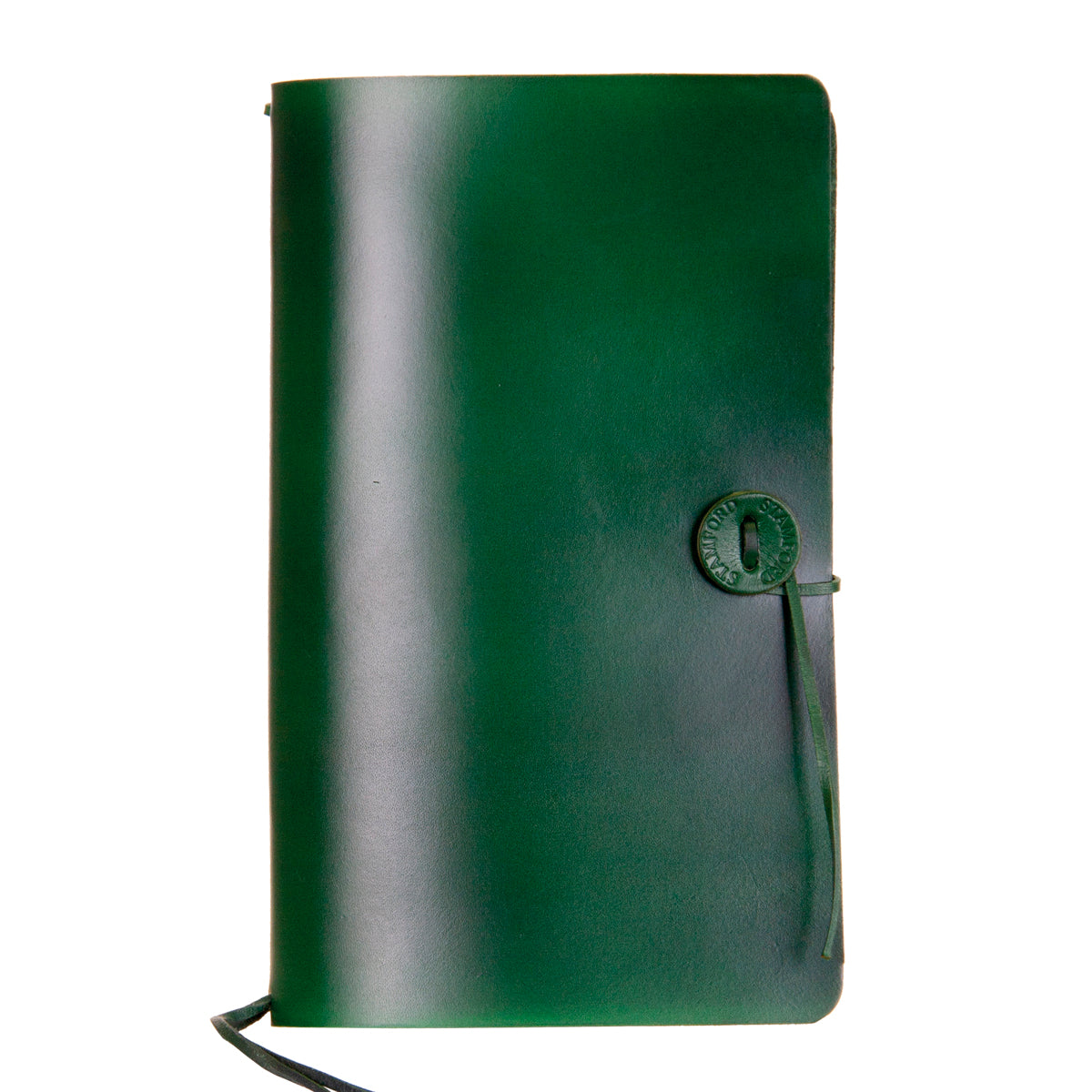 The Travellers Journal Classic Range - Dark Green