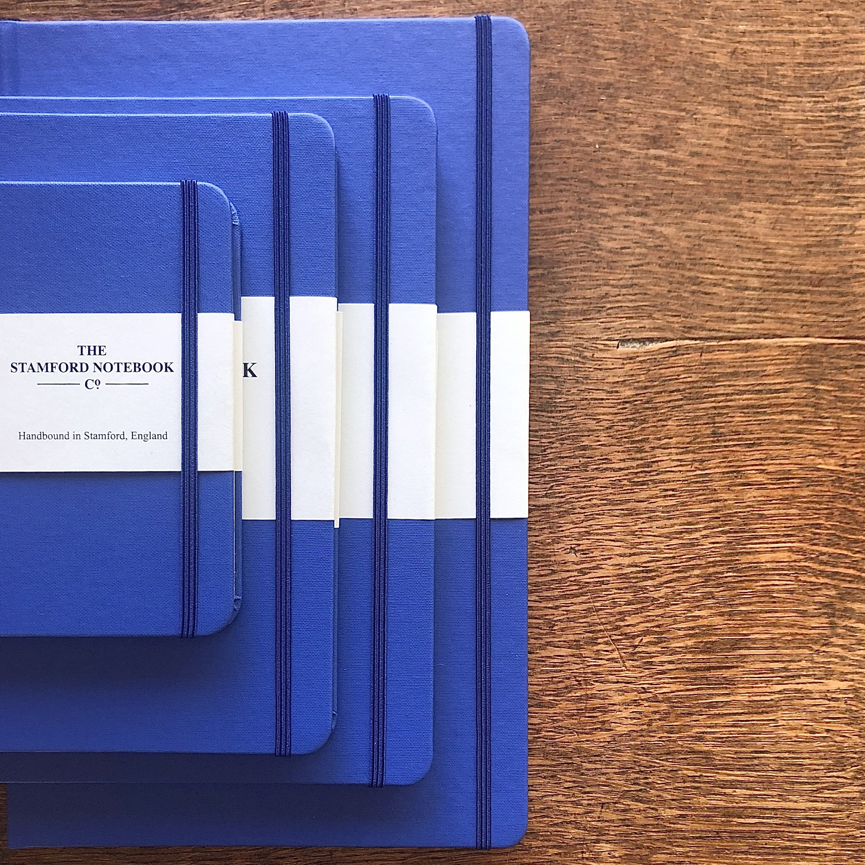 Pantone colour of the year classic blue Notebook sizes