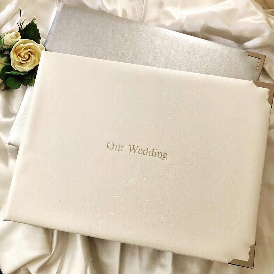 Luxury Wedding Guest Book