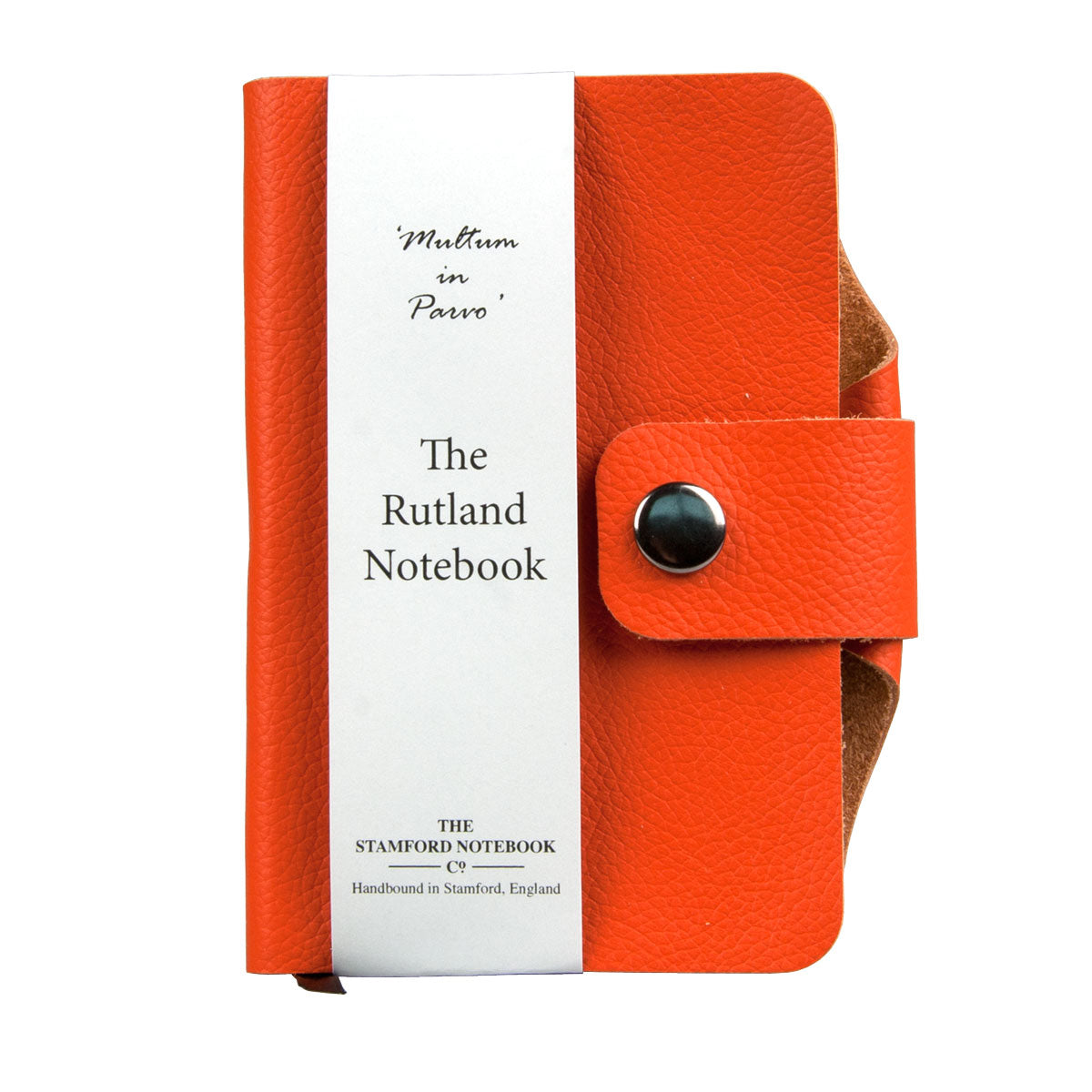 flamenco luxury leather handbound rutland diary