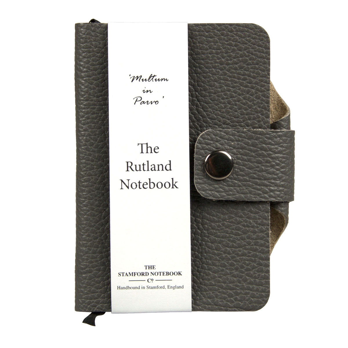 silver birch luxury leather handbound rutland notebook