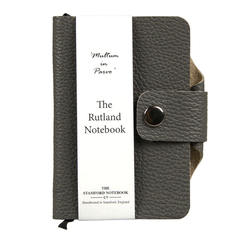silver birch handbound luxury leather rutland diary