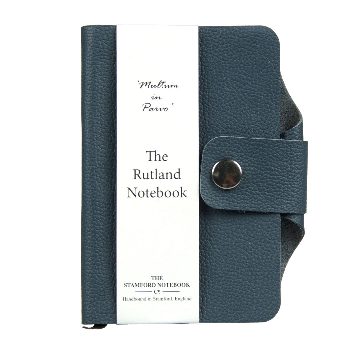 suffolk blue luxury leather handbound rutland diary