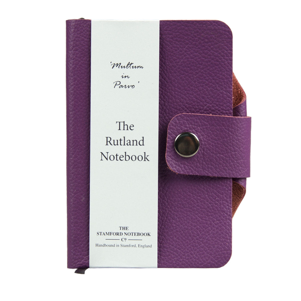 wineberry luxury leather handbound rutland notebook