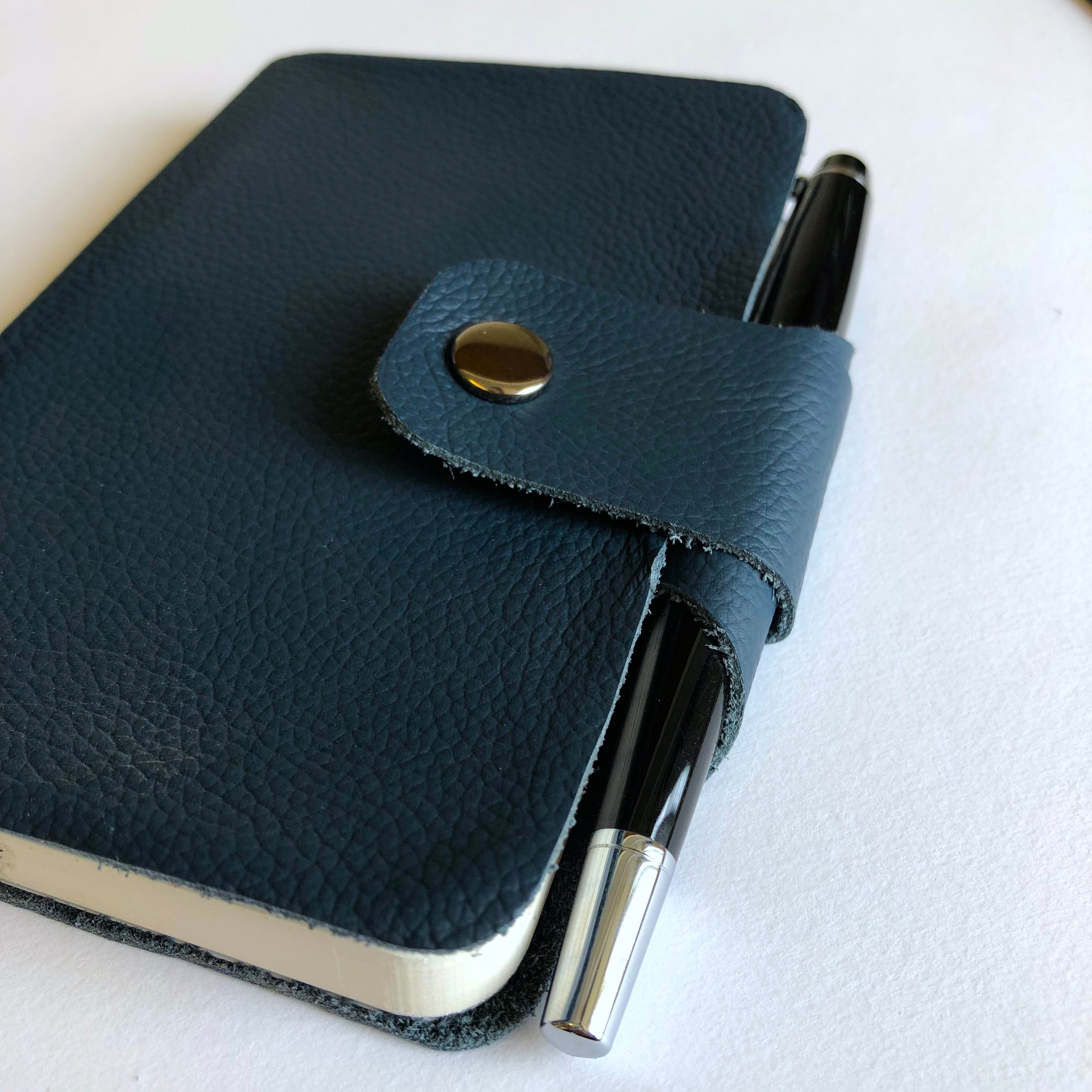 Rutland Luxury Leather Diary with Pen