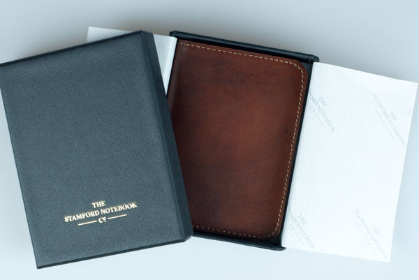 Handmade Leather Wallet - Champagne