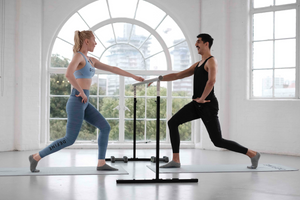 30 minute Define Barre workout