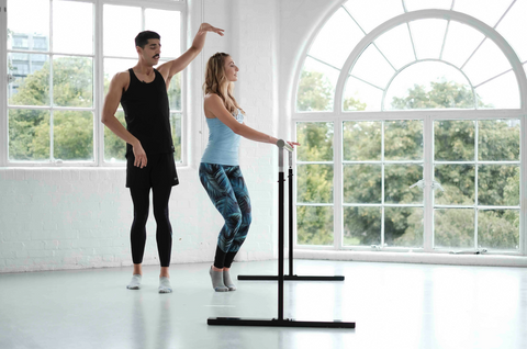 30 Minute Define Barre Workout without Weights
