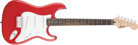 Squier Bullet Stratocaster Hardtail Fiesta Red