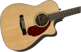 Fender CC-140SCE Electro-Acoustic Guitar Natural