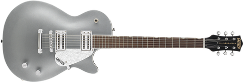 Gretsch G5421 Jet Club Electric Guitar in Silver