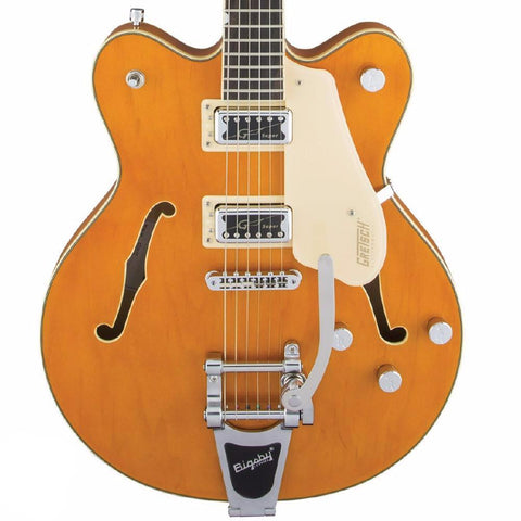 Gretsch G5622T Electromatic Centre Block Semi-Acoustic Electric Guitar, Vintage Orange