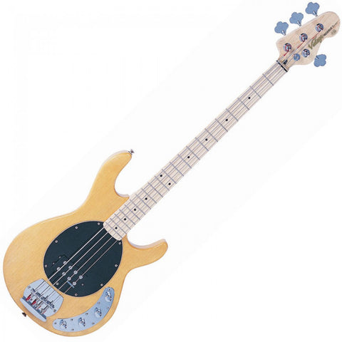 Vintage Reissued V96 4-String Active Bass Natural
