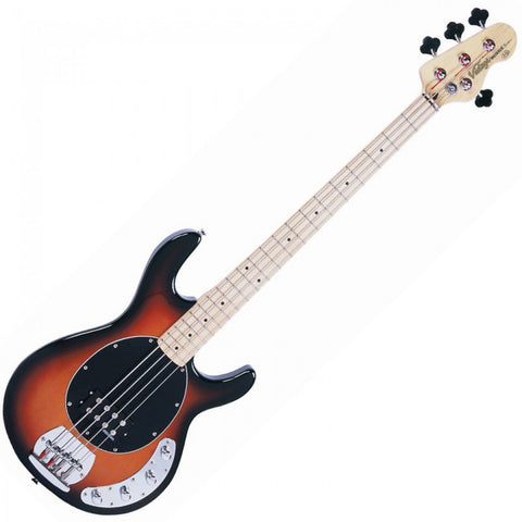Vintage Reissued V96 4-String Active Bass Sunset Sunburst