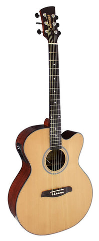 Brunswick BTK10NA Acoustic Guitar Natural