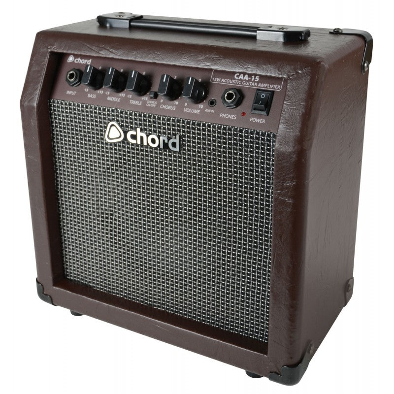 Chord Caa 15 Acoustic Guitar Amplifier Dl Guitars And Accessories Ltd