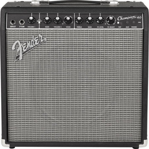 Fender Champion 40 Electric Amplifier
