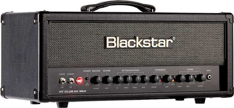 Blackstar HT Club 50 MkII Venue 50W Valve Head