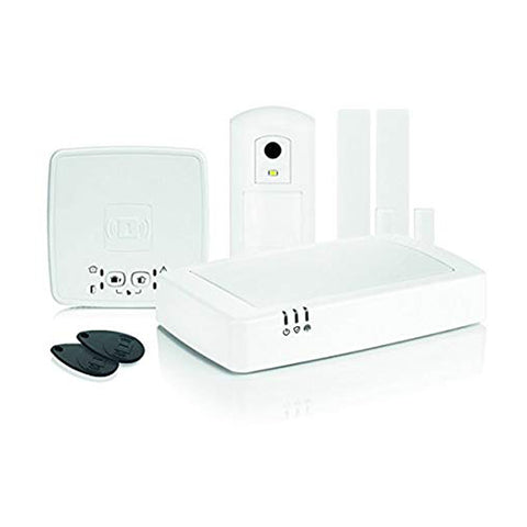 Honeywell EVO Wireless Alarm Kit & Camera - HS912S