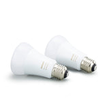 PHILIPS Hue White Ambiance Bulb Twin Pack E27  - 929001200163