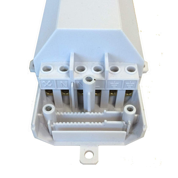 Lightwave Inline Relay White - LW831WH
