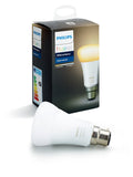 PHILIPS Hue White Ambiance Single Bulb (B22) - 929001200201