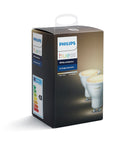 PHILIPS Hue White Ambiance Twin Pack (GU10) - 929001257603