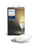 PHILIPS Hue White Ambiance Smart Bulb E14 - 929001301401