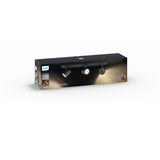 PHILIPS Hue Runner 3 Spot Black switch incl - 915005403701