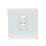 Lightwave Smart Dimmer 250W White Metal - LW400WH