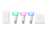 PHILIPS Hue White and Color Ambiance Starter Kit (E27) - 929001257361