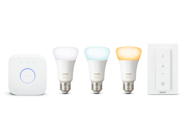 PHILIPS Hue White Ambiance Starter Kit UK/EU (E27) - 929001200161