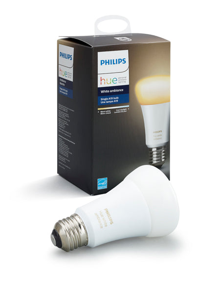 PHILIPS Hue White Ambiance Smart Bulb (E27) - 929001200103