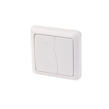 Lightwave On/Off/Stop Switch White - LW826