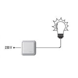 Somfy Indoor Light Receiver RTS - 2401073