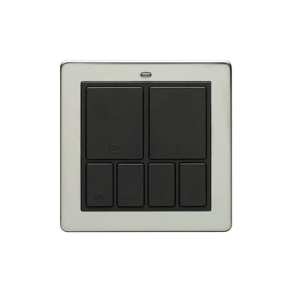 Lightwave Mood Lighting Controller Stainless Steel - LW101SS