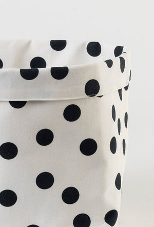 Polka Dot Storage Basket_Small