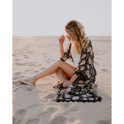 2019 OTILLY Summer New Beach Wear with Floral Pattern