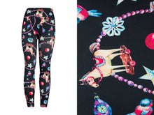 Natopia Ultimate Christmas Decoration Leggings One Size Fits 8-14